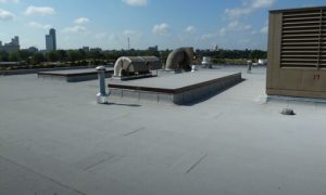 Kitchener Affordable Roofing commercial flat roof