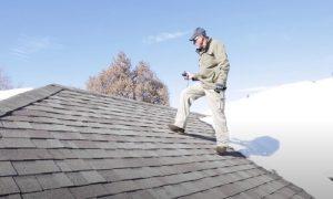 Kitchener Affordable Roofing inspection
