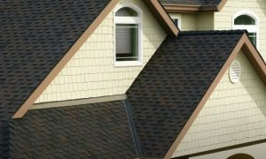 Kitchener Affordable Roofing shingle project