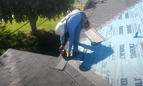 Kitchener Affordable Roof shingles replacement